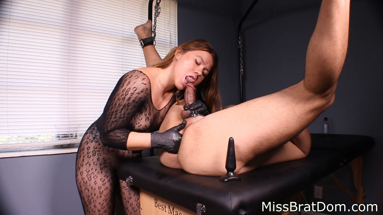 dominatrix forced fem