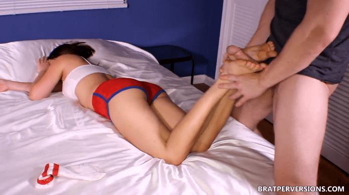 foot fetish movies