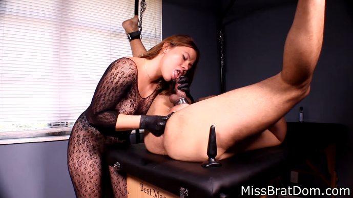 domina session penismassage videos