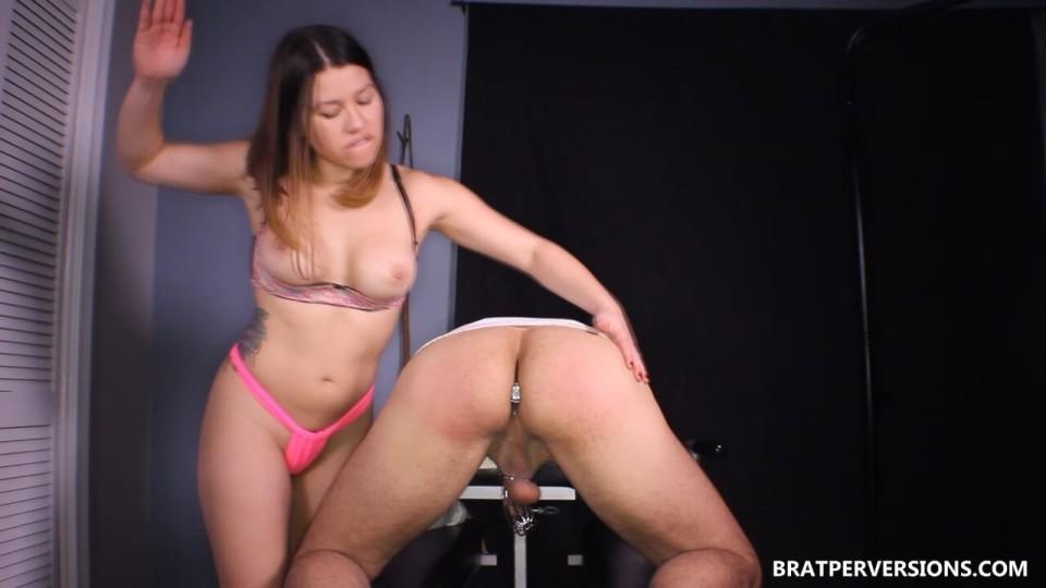 Lezdom Bondage Miss Brat Perversions Pornpic 1
