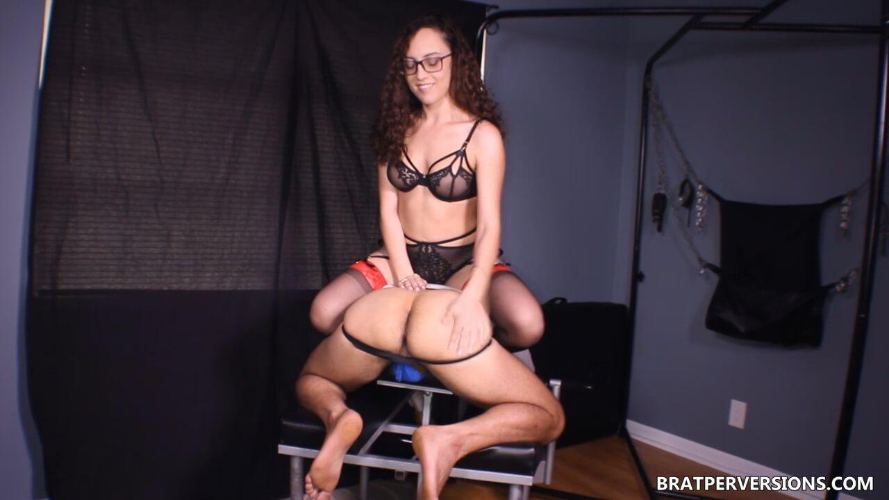 spanking the sub