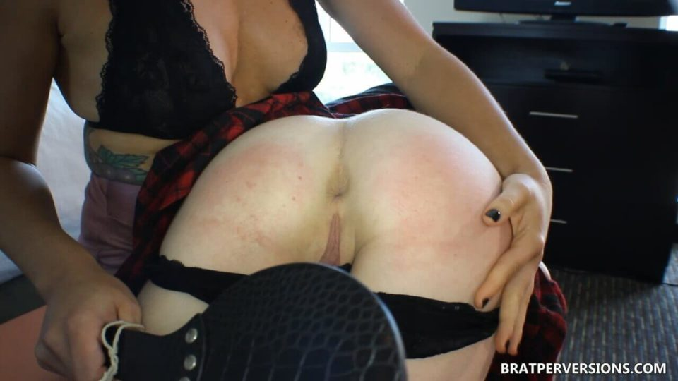 brats spanking training