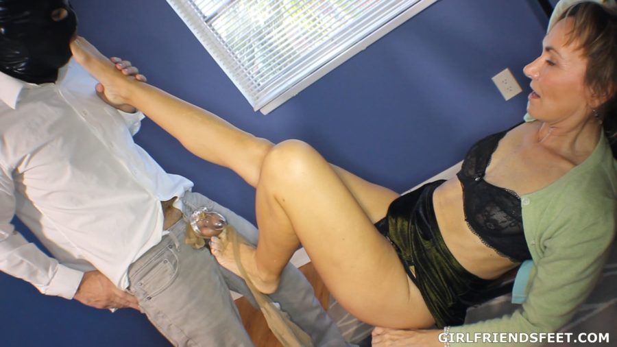 Chastity and Nylons