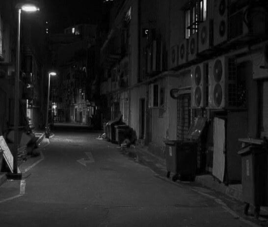 cruising alley