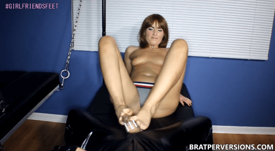 feet fetish and chastity