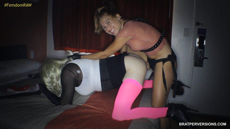 brat perversions sissy training