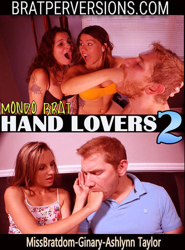 hand worship fetish