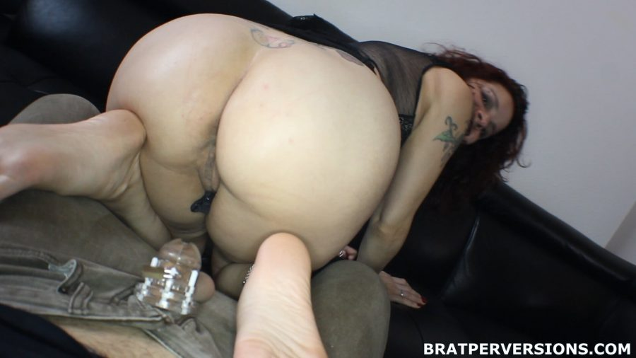 big ass and chastity